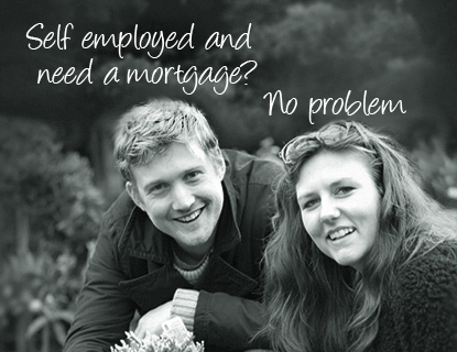 Self employed and need a mortgage - no problem