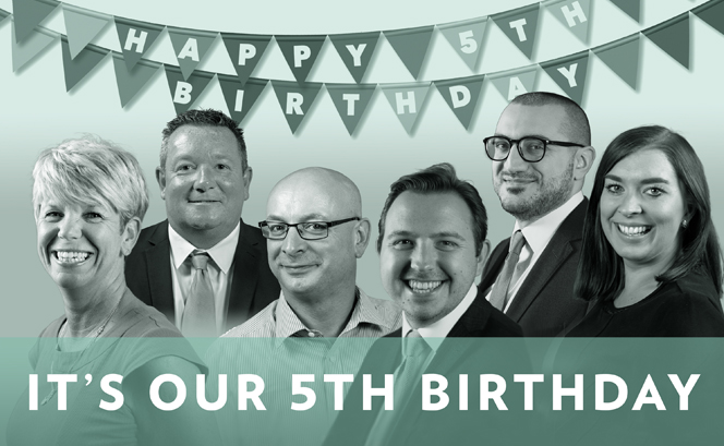 Broker 5th birthday competition