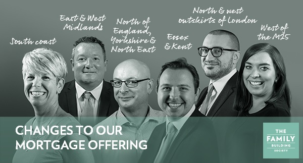 Changes to our mortgage offering